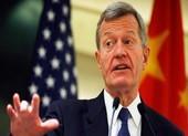 Cựu Đại sứ Mỹ: Ông Tập chẳng quan tâm trừng phạt từ Washington