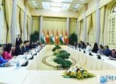 Việt Nam hoan nghênh lập trường của Ấn Độ về biển Đông