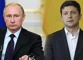 Tổng thống Ukraine mời ông Putin cùng gặp tại vùng xung đột