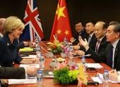 Dứt khỏi Vành đai - Con đường, Úc 'tuyên chiến' với Trung Quốc