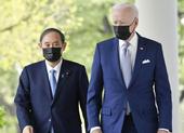 Ông Suga: Nhật sẽ không tham chiến trong xung đột Đài Loan
