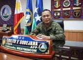Tướng Philippines: Manila tính đến việc xây dựng ở Biển Đông