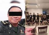 Campuchia bắt trung tướng đưa lậu 28 người TQ về tỉnh giáp VN