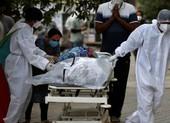 Ấn Độ: 401.993 ca nhiễm, 3.523 ca chết/ngày, đỉnh vài ngày nữa