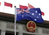 Trung Quốc 'đình chỉ vô thời hạn' đối thoại kinh tế với Úc