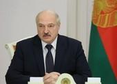 Thụy Sĩ đóng băng tài sản của Tổng thống Belarus