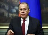 Ngoại trưởng Nga: 'Quan hệ Nga-Mỹ đã chạm đáy'