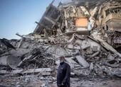 Israel áp sát Dải Gaza, xung đột leo thang nguy hiểm