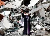 Israel tiếp tục không kích Dải Gaza, 42 người Palestine chết