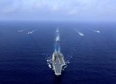 Trung Quốc có thể cạnh tranh với Mỹ về tàu sân bay?