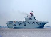Trung Quốc có thể đưa tàu tấn công đổ bộ đến Biển Đông
