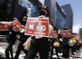 Phản đối chính biến, 100 nhà ngoại giao Myanmar bị triệu hồi