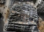 Nội bộ Israel bất đồng vụ phá sập tòa nhà truyền thông ở Gaza