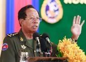 Campuchia: Phát triển căn cứ Ream sẽ diễn ra đúng kế hoạch