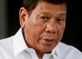 Ông Duterte cấm nội các Philippines nói về Biển Đông