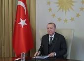 Ông Erdogan chỉ trích phát ngôn sốc của ông Biden về ông Putin