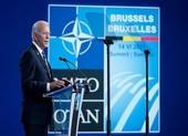 Ông Biden nói ông Putin là 'đối thủ xứng tầm', tuyên bố 'lằn ranh đỏ' với Nga