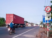 Tiền Giang lên tiếng về việc cấm xe qua Cai Lậy