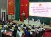 Hậu Giang tổ chức kỳ họp HĐND bất thường