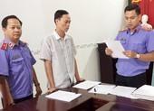 Truy tố cựu Phó chánh án TAND TP Sóc Trăng