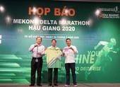 Khởi động giải Mekong Delta Marathon Hậu Giang 2020 lần thứ 2
