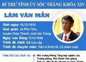 Sóc Trăng có tân Bí thư Tỉnh ủy là tiến sĩ kinh tế