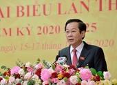 Chủ tịch UBND tỉnh Kiên Giang được bầu làm Bí thư Tỉnh ủy