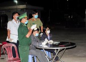 Kiên Giang: 6 người nhập cảnh trái phép bằng đường biển