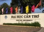 Đại học Cần Thơ cho sinh viên học tập trung từ ngày 1-3