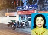 Kiên Giang: Khởi tố nguyên nữ hiệu trưởng trường tiểu học