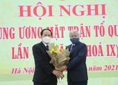 Ông Lê Tiến Châu chính thức làm Phó Chủ tịch, Tổng thư ký MTTQ Việt Nam