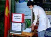1 nhà thuốc ở Nha Trang cấp miễn phí 7.000 khẩu trang