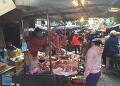 Suýt ngất với... giá thịt heo siêu đắt tại Việt Nam