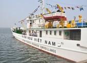 Kiểm ngư Việt Nam trục xuất 42 tàu cá Trung Quốc vi phạm