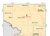 7 trận động đất liên tiếp ở Sơn La trong vòng 20 tiếng đồng hồ
