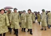 Phó Thủ tướng kiểm tra ứng phó bão số 5 tại miền Trung