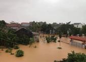 Hàng loạt hồ chứa ở miền Trung đang xả lũ