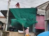 Bão số 12 gây mưa rất to ở miền Trung