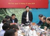 Bão số 13: Quảng Nam, Thùa Thiên-Huế sẽ di dời 29.000 hộ dân