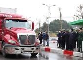Thông quan chậm, hạn chế đưa hàng hóa lên biên giới