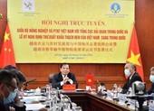 Việt Nam - Trung Quốc ký Nghị định thư xuất khẩu thạch đen