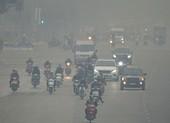 Hà Nội nhiều ngày chất lượng không khí ở mức xấu