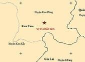 Vì sao chỉ trong một tuần, Kon Tum xảy ra 6 trận động đất?