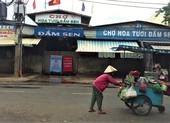 TP.HCM: Tiểu thương chợ hoa Đầm Sen kiến nghị cho mở cửa trong 7 ngày