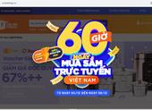 Khởi động ngày hội mua sắm trực tuyến lớn nhất Việt Nam