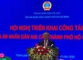 TP.HCM: Tòa án có nhiều đột phá trong việc giải quyết án