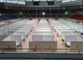 Chính thức thành lập Bệnh viện dã chiến Tiên Sơn 500 giường