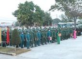 Ninh Thuận: 1.113 tân binh nhập ngũ năm 2021