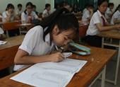 Gần 14.000 học sinh Đà Nẵng dự thi vào lớp 10