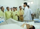 Xe rước dâu loạng choạng trước khi gây tai nạn 13 người chết